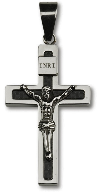 Pewter Crucifix MM2501