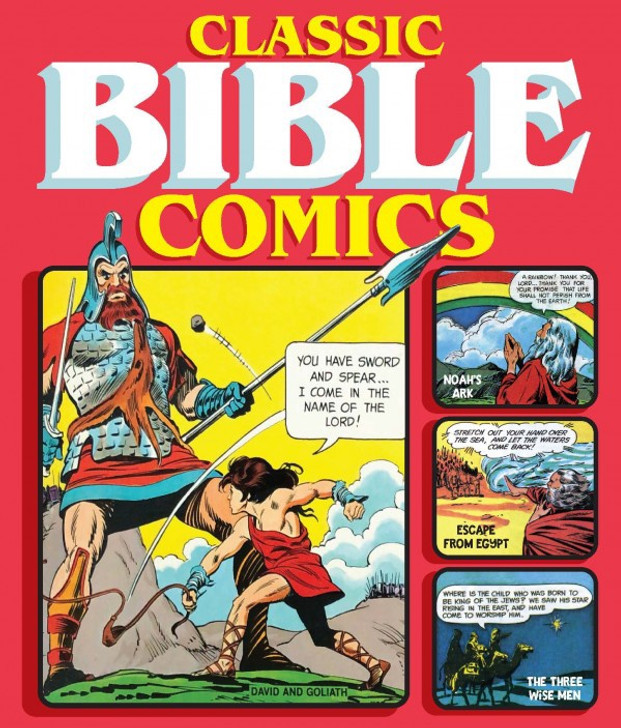 Classic Bible Comics
