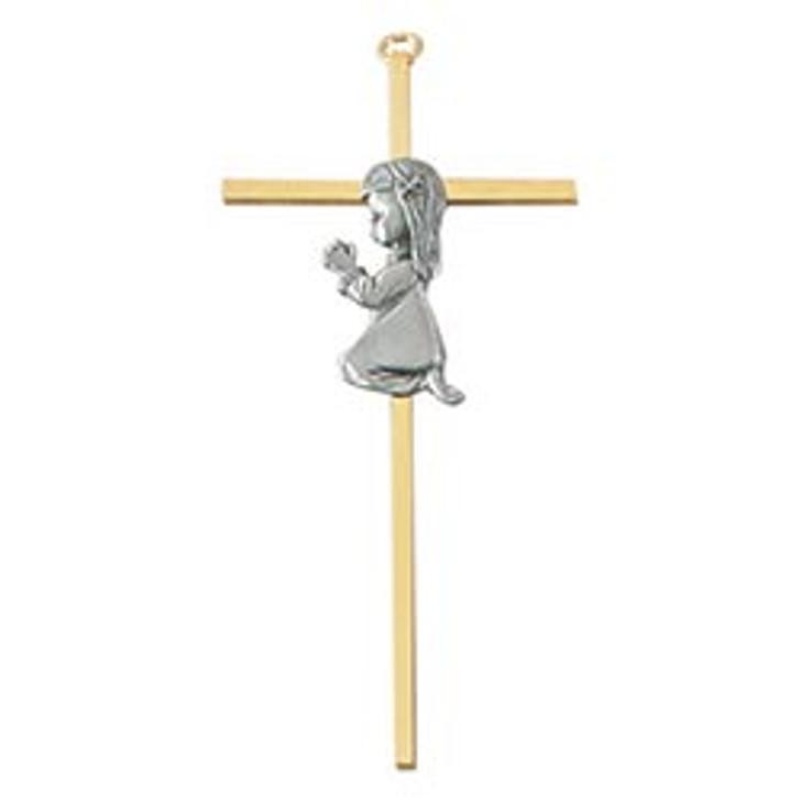 Baby Girl Cross JC-1057-E