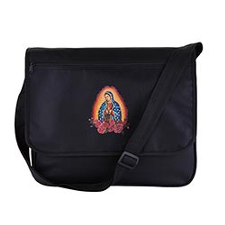 Our Lady of Guadalupe Messenger Bag J0349