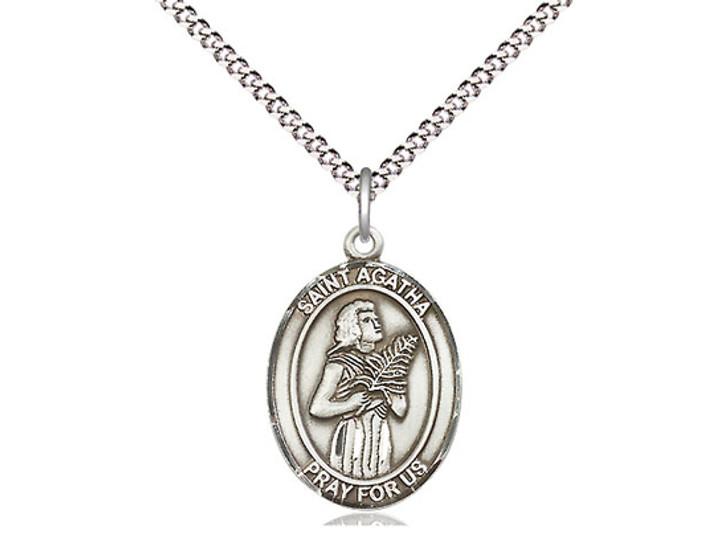 St Agatha 8003SS_18S