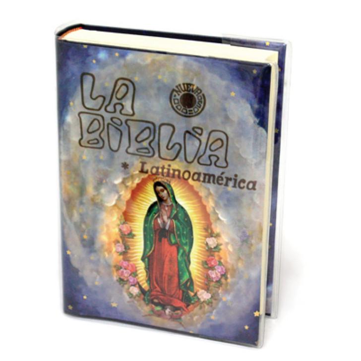 "BIBLE LATINO AMERICA LARGE PRINT 6.5""x 8.5"""