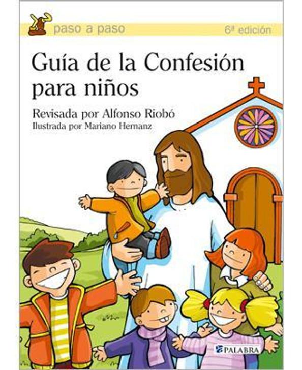 Guia de la confesión para niños (Guidebook on Confession for Children)