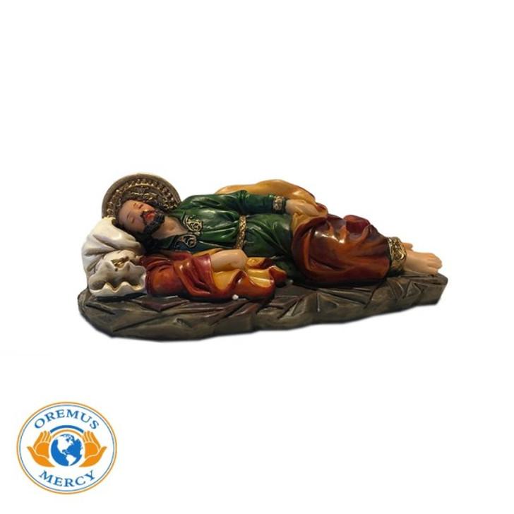 Sleeping St. Joseph (ROCK) 5″ 16-1020-5
