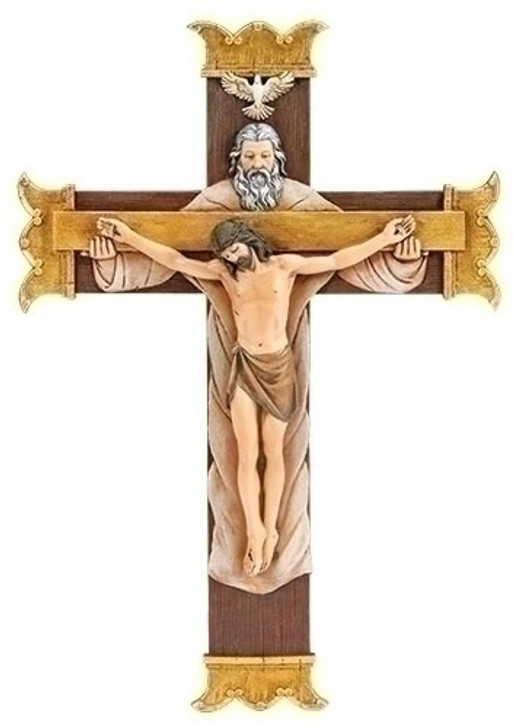 10.25 In HOLY TRINITY CRUCIFIX Roman 65966