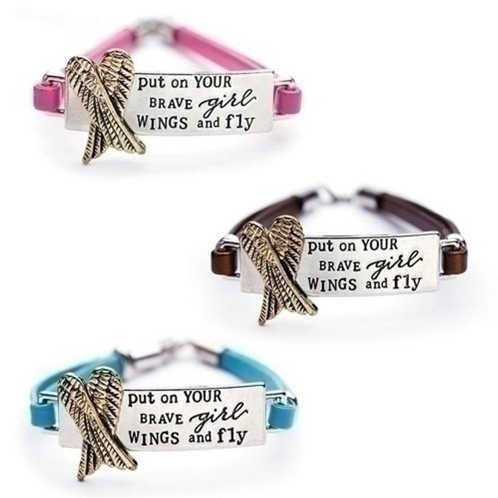 Brave Girl Bracelet-ASST 222084