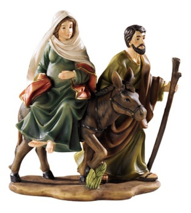 Journey to Bethlehem Statue VG012 FS