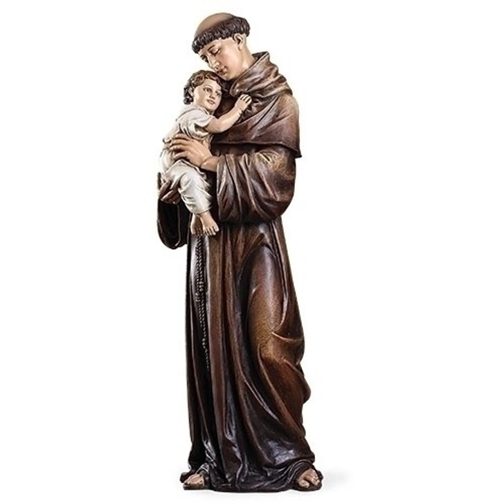 37 In H ST ANTHONY FIGURE 41396 FS