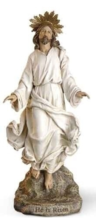 12 In H CHRIST IS RISEN FIGURE 41243