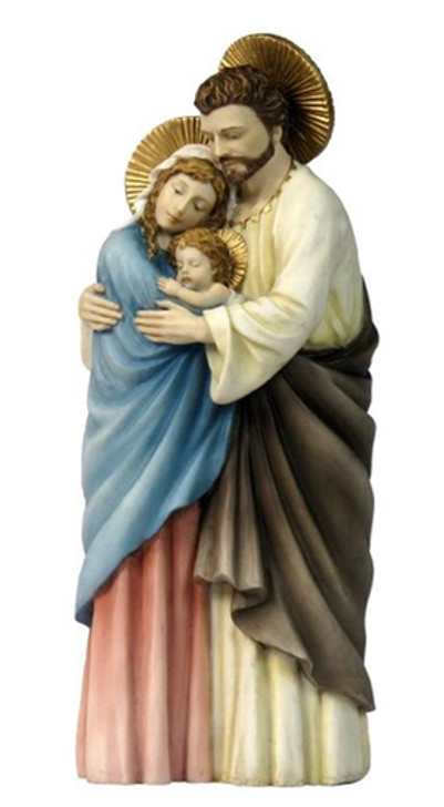 Holy Family, Hand-Painted, Standing, SR-75439-C 10inches