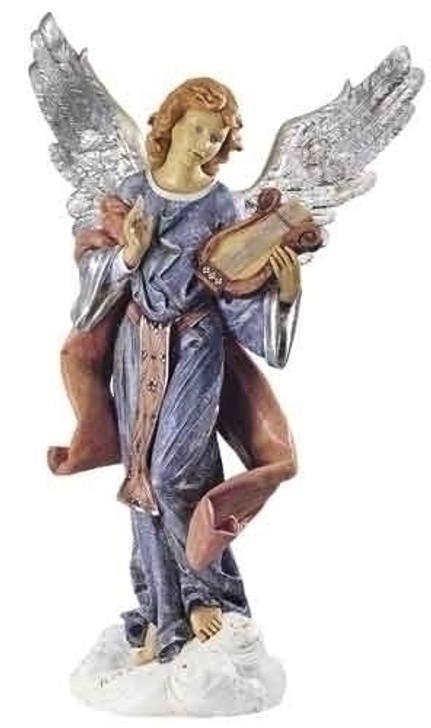 50 IN SCALE STANDING ANGEL NATIVITY FIGURE 52329 FS