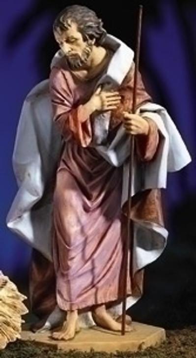 27 In Fontanini Nativity-8 Pc Set