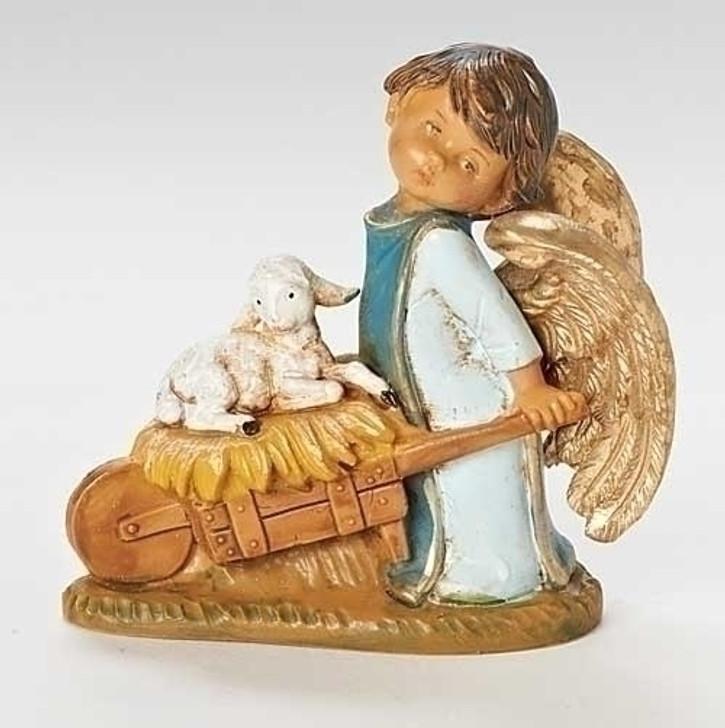 5 IN SCALE SELA, ANGEL W- Wheelbarrow 54056