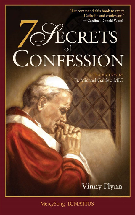 7 Secrets of Confession PB