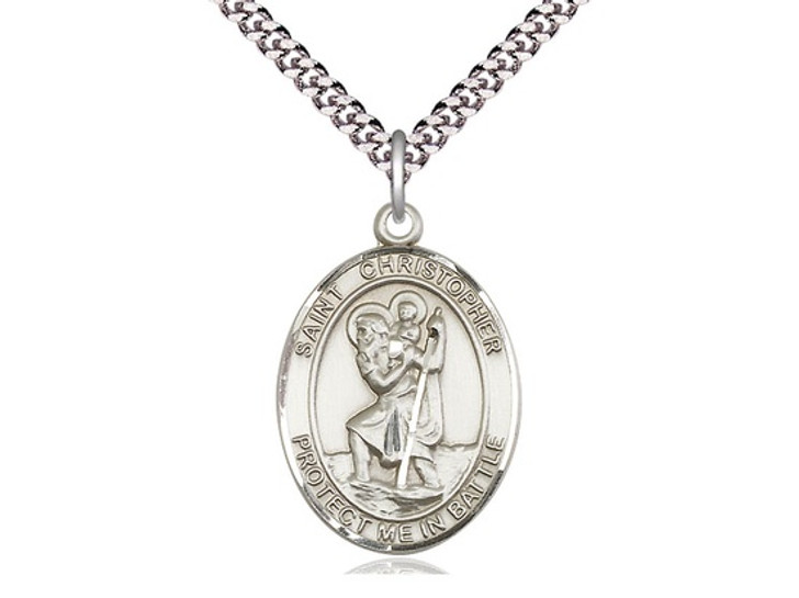 St Christopher 1177SS4-24S