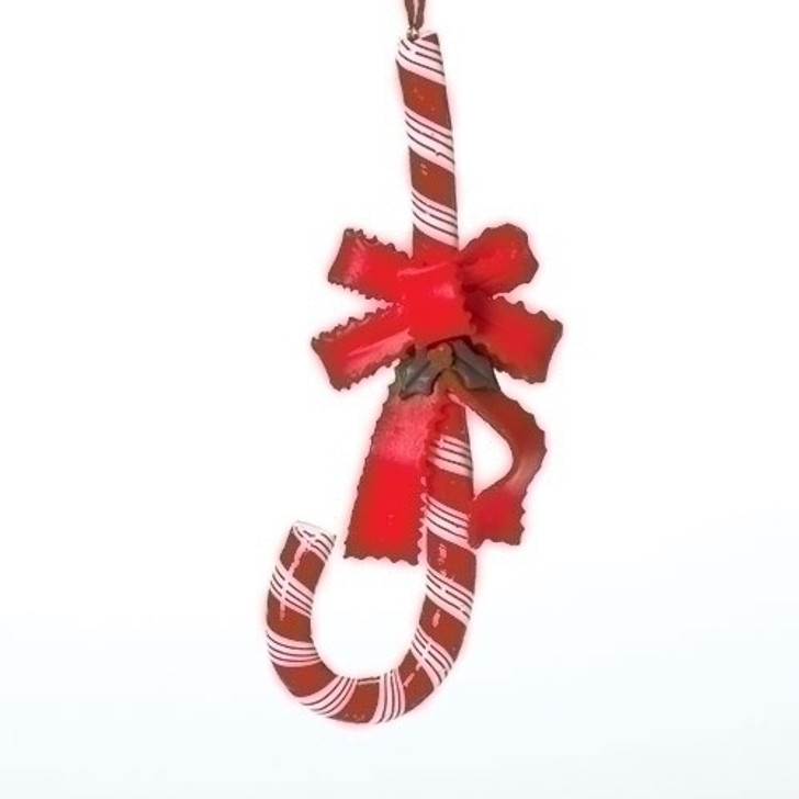 6.5 In H CANDY CANE ORNAMENT 21030