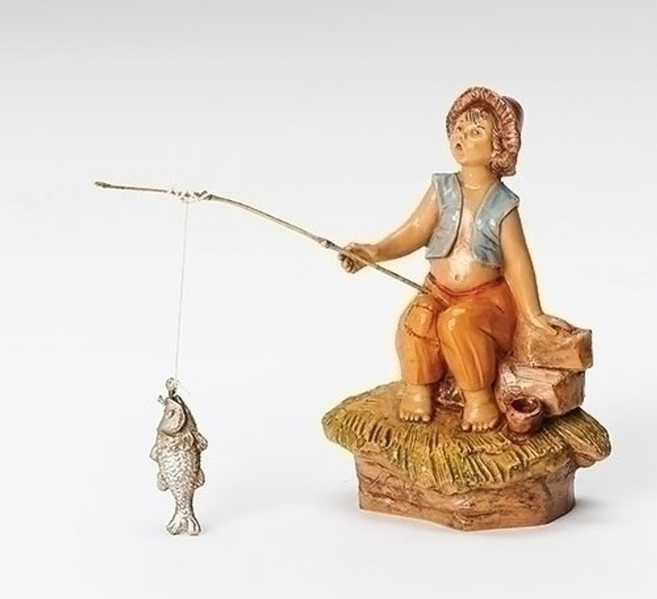5 In SCALE JADA, BOY FISHING 59800