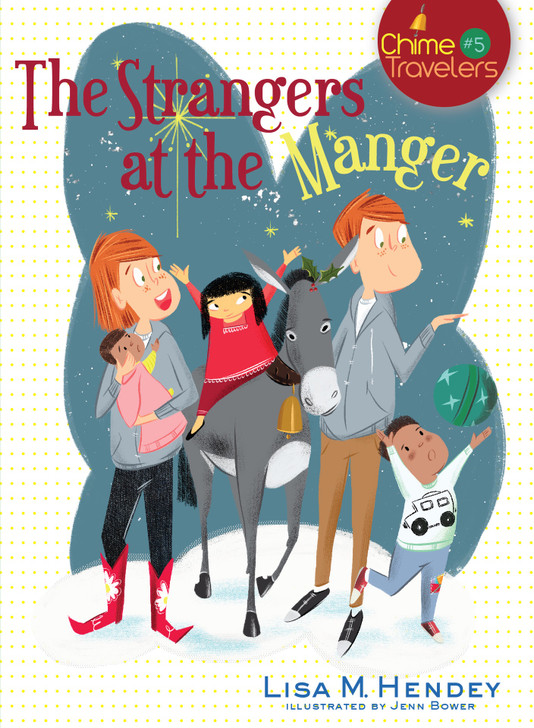 The Strangers at the Manger