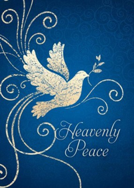 Heavenly Peace, Box of 12 Christmas Cards