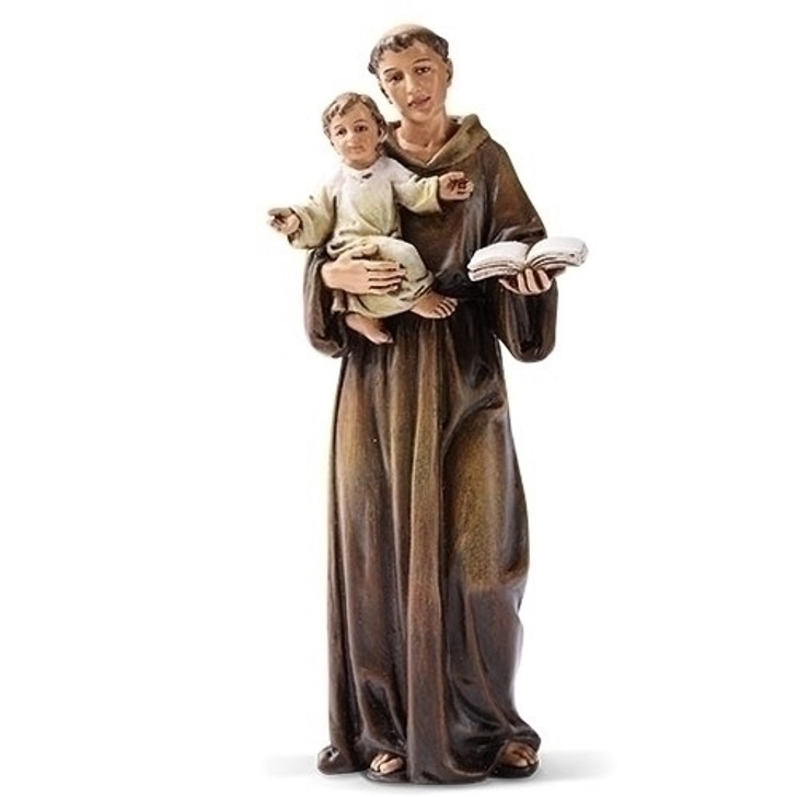 6.25 IN ST ANTHONY FIGURE 60682