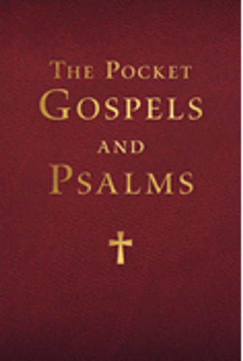 The Pocket Gospels And Psalms T1731