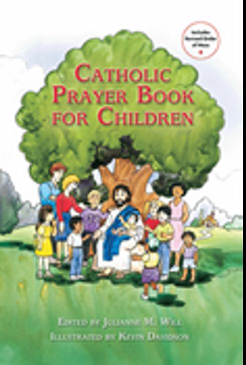 Catholic Prayer Book For Children (Hardback) R97