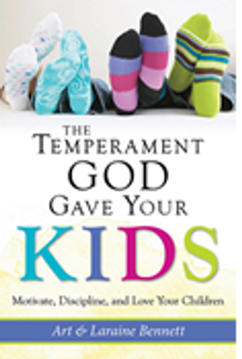 The Temperament God Gave Your Kids-Motivate, Discipline, And Love Your Children T1244