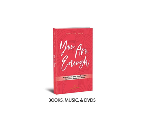 Books, Music & DVDS