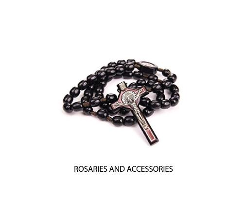 Rosaries & Accessories