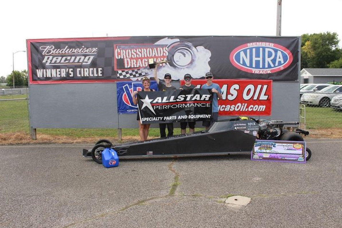 Midwest Junior Dragster Super Series Crowns Class Champions