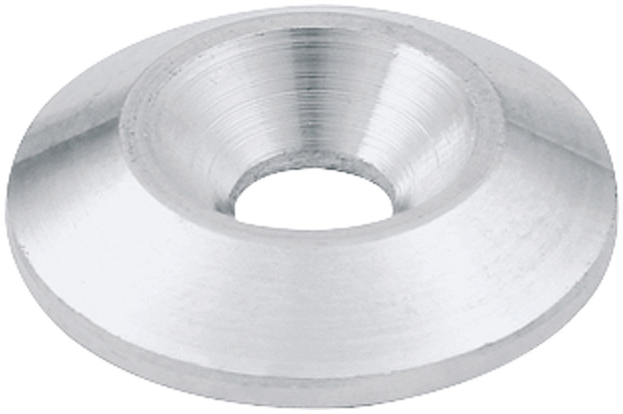 Set of 10 Allstar Performance ALL18634 1//4 x 1 Countersunk Bolt Kit with 1-1//4 OD Washer,