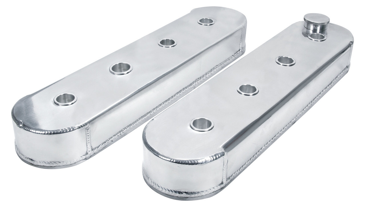 Valve Covers LS Fab Aluminum w/o Coil Mount ALL26210