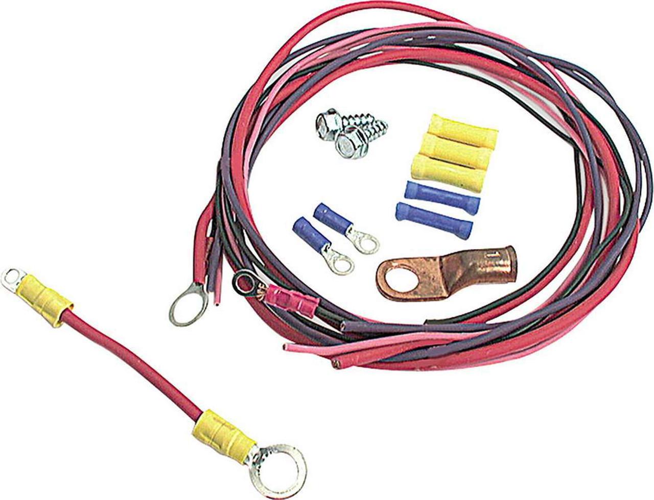 Starter Solenoid Wiring Kit Ford Style | Allstar Performance | Ford Solenoid Wiring |  | Allstar Performance
