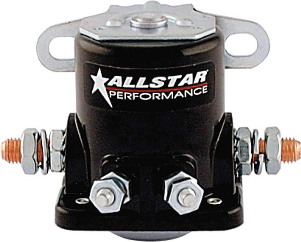 Allstar Performance Starter Solenoid Each Ford Style ALL76203 Black