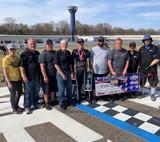 Kody Swanson Takes USAC Silver Crown Win at Memphis