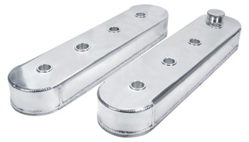 Valve Covers LS Fab Aluminum w/o Coil Mount ALL26210 Allstar Performance