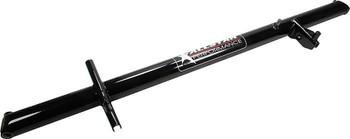 L/W Front Axle Black 50in x 2-1/2in ALL55170 Allstar Performance