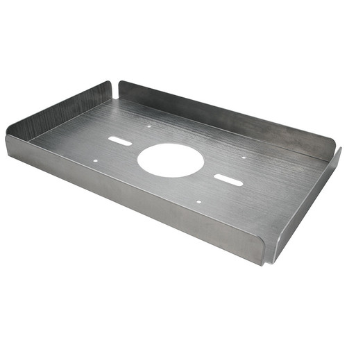 Flat Scoop Tray for 4150 Carb ALL23266 Allstar Performance