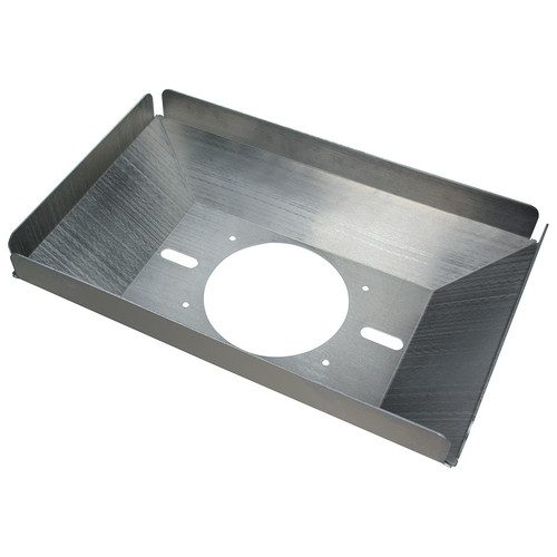 Raised Scoop Tray for 4500 Carb ALL23269 Allstar Performance