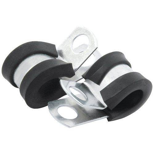 Aluminum Line Clamps 3/16in 10pk ALL18300 Allstar Performance