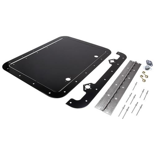 Access Panel Kit Black 10in x 14in ALL18543 Allstar Performance