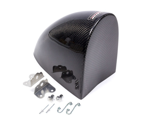Aero Fuel Tank Cover Carbon Fiber ALL23055 Allstar Performance