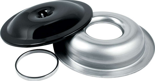 Air Cleaner Kit 14in Black w/.500 Spacer ALL26097 Allstar Performance