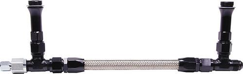 Fuel Line Kit 11-5/8in Dominator Black ALL26168 Allstar Performance