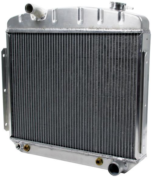 Radiator 1957 Chevy 6cyl w/ Trans Cooler ALL30007 Allstar Performance