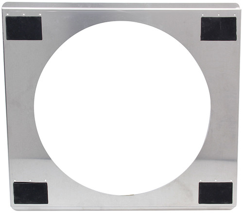 Aluminum Fan Shroud 18-3/4x18-3/4 Single 16 ALL30061 Allstar Performance