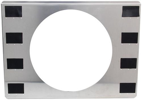 Aluminum Fan Shroud 25-3/4x18-3/4 Single 16 ALL30063 Allstar Performance