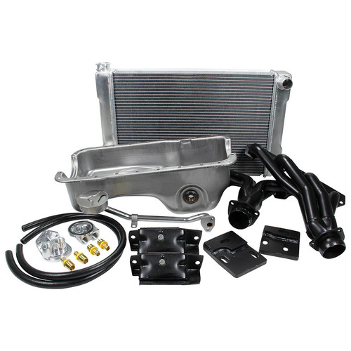 Allstar Performance ALL26719 Transmission Cooler
