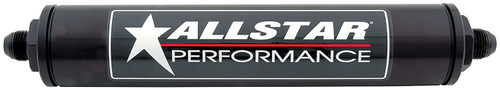 Fuel Filter 8in -10 Stainless Element ALL40219 Allstar Performance