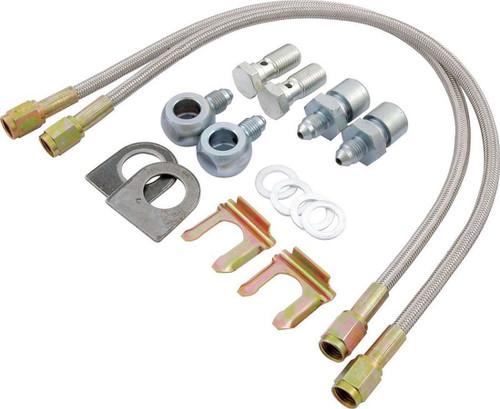Brake Hose Kit Metric GM ALL42025 Allstar Performance